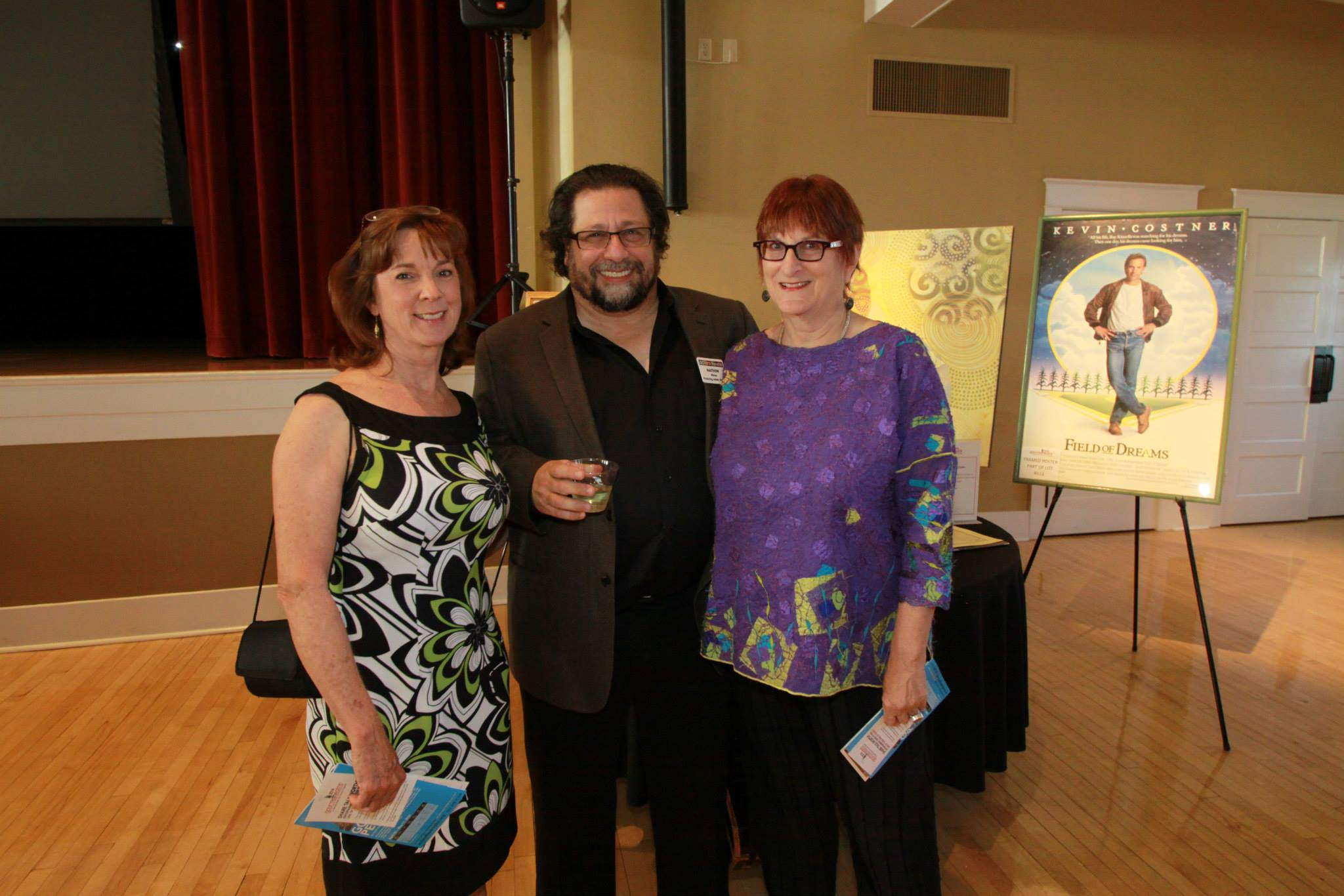 Cathy Dresbach, Matthew Wiener, Shelley Cohn (Photo by Actors Theatre)