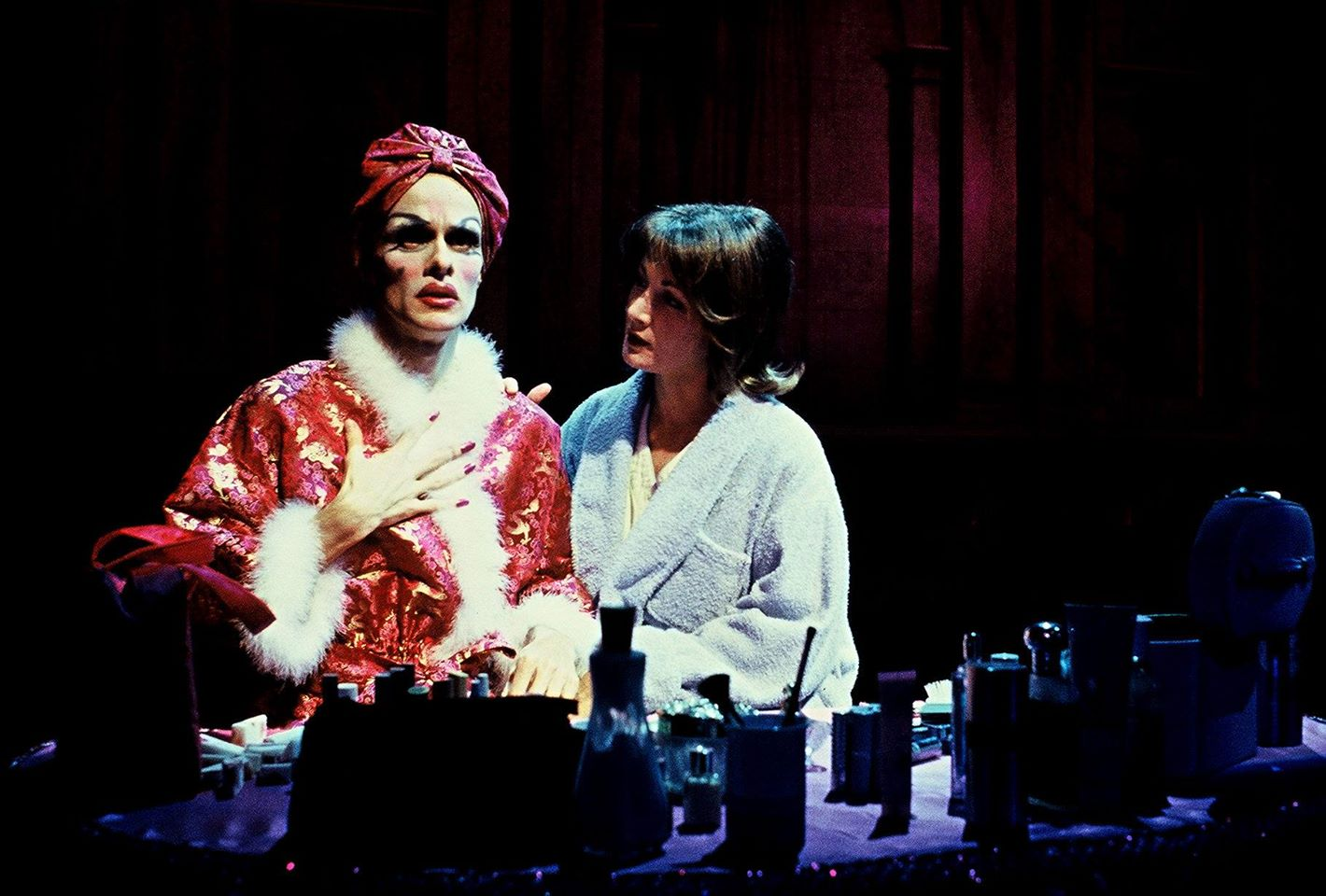 Actors Theatre. 2002. Angels in America - Millennium Approaches and Perestroika. Oliver Wadsworth, Natalie Inglish Nesbitt