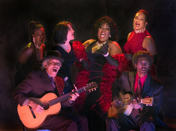 Arizona Theatre Company, 2003, It Ain't Nothing But the Blues 003
