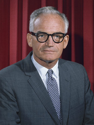 Sen. Barry Goldwater, R-Az.