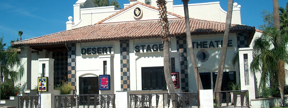 Desert Stages Theater is located just north of Scottsdale Fashion Square on Scottsdale Road.