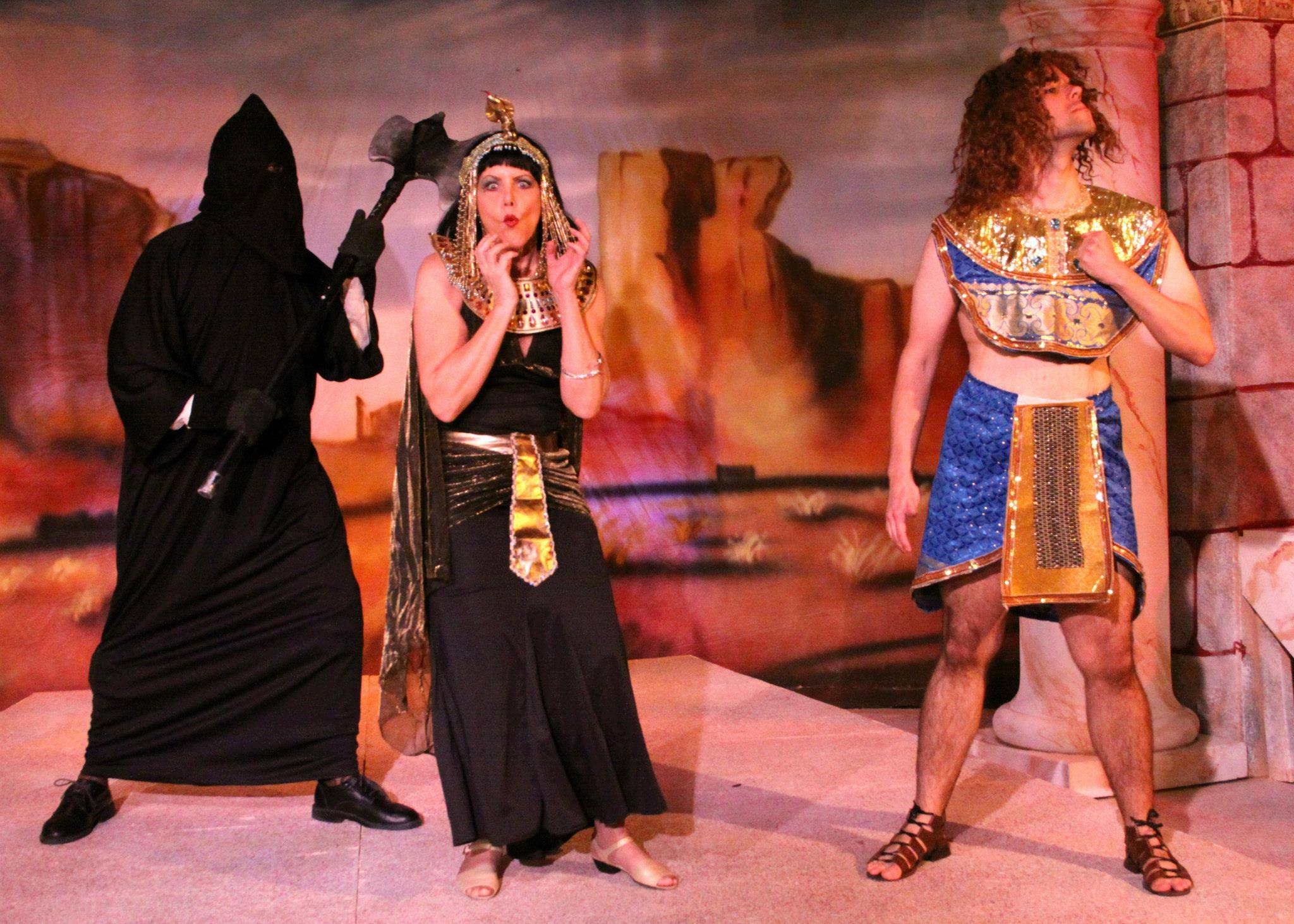 "Fountain Hills Theatre. ""Epic Proportions."" 2013. Christopher Ellis, Diane Nieman Senffner, Michael Sean LeSueur."