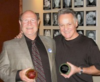 Harold Dixon and David Vining, Distinguished Actor-Teachers, Receive Equity's Arizona Theatre Service Award in 2004