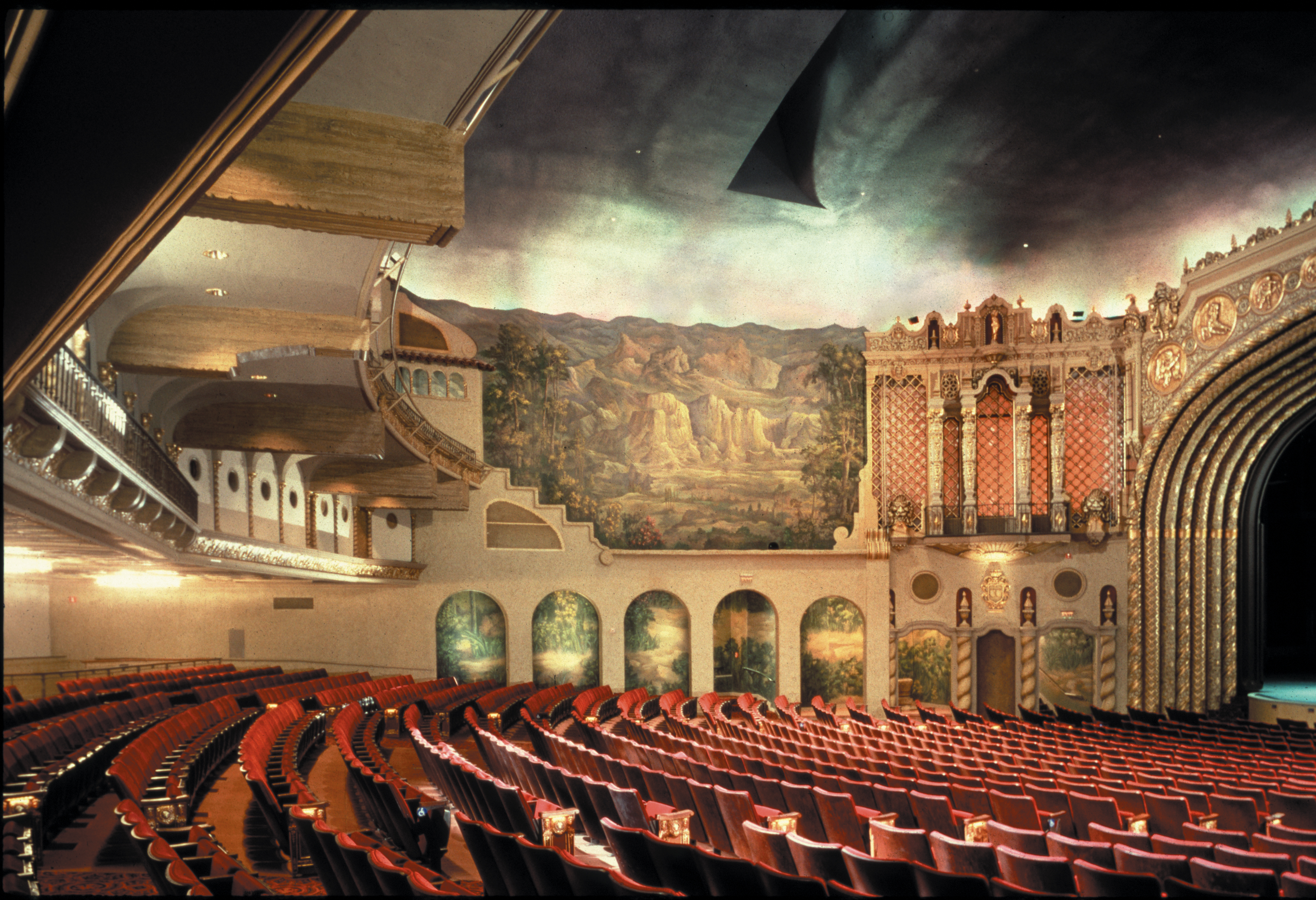 Orpheum Theatre Phoenix Theater An Eccentric History