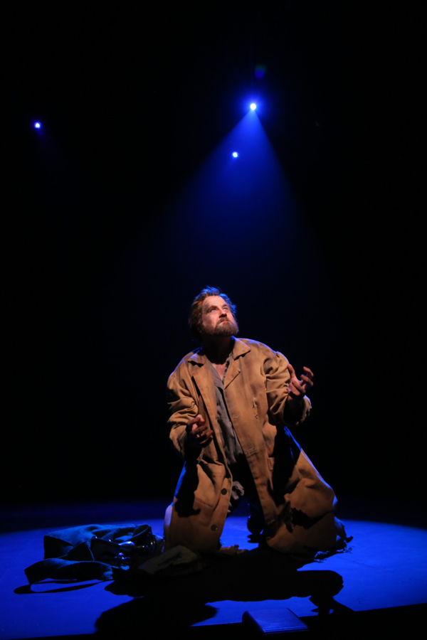 "Doug Webster, ""Les Miserables,"" Phoenix Theatre, 2014 (Photo by Sara Chambers)"