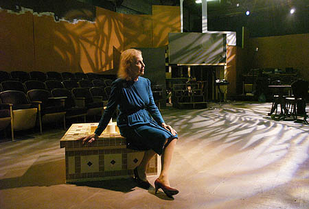 Ruth Willis, one of the legendary Phoenix theater directors. Photograph by the Pittsburgh Post-Gazette.