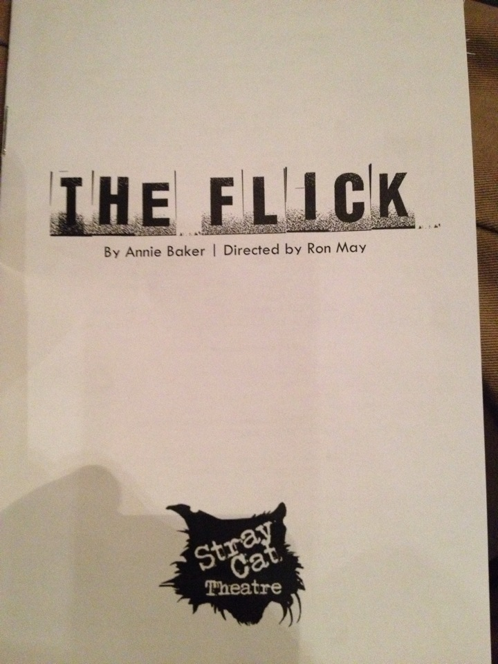 Stray Cat Theatre The Flick 001
