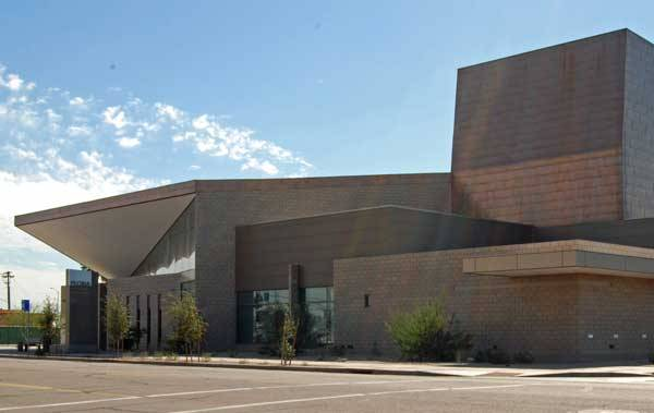Theater Works new home in Peoria.