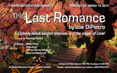 Theatre artists studio 2014 the last romance 000