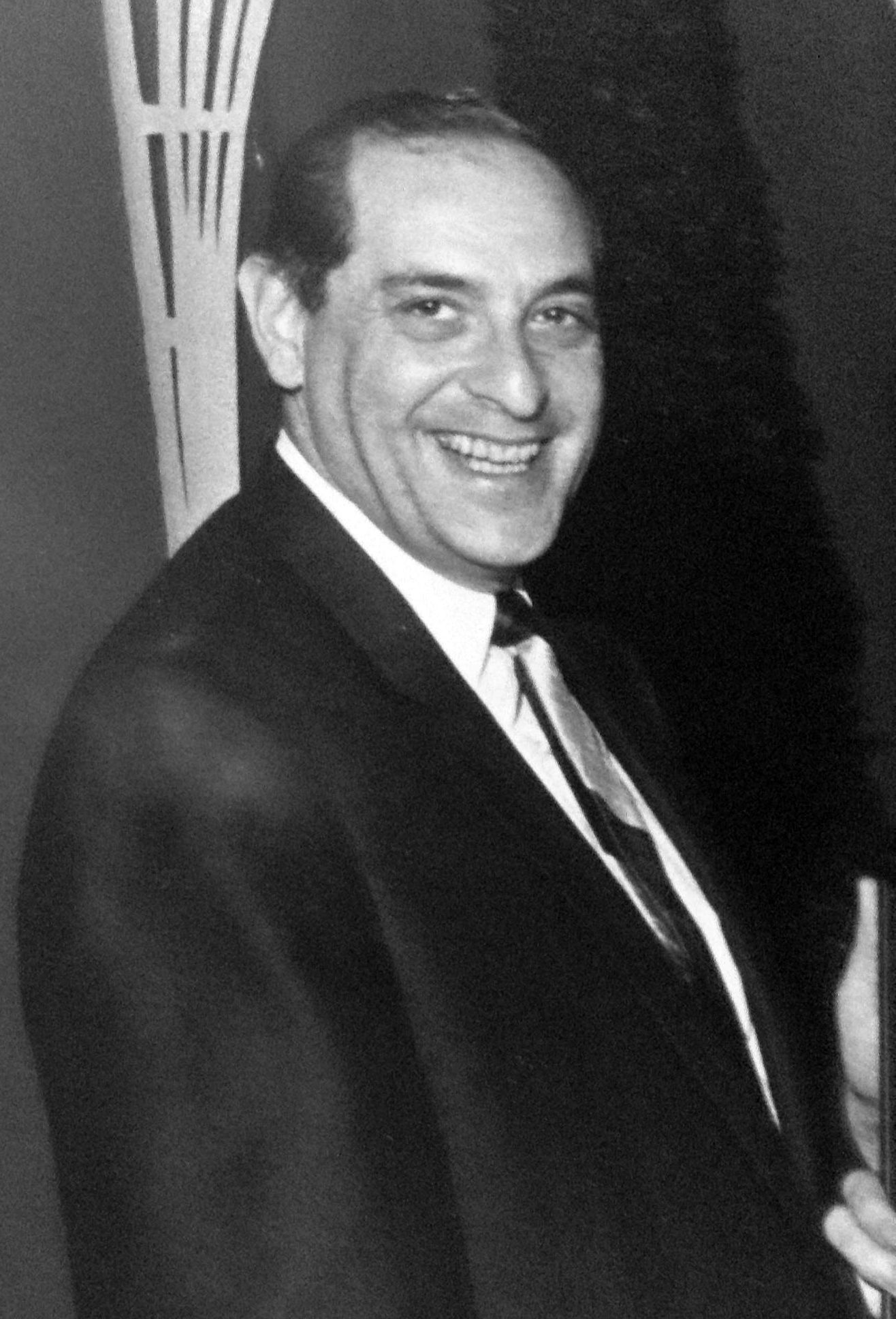 Wendy's father, Jerry Leonard, founder of the Heights Youth Theatre in Cleveland, Ohio.