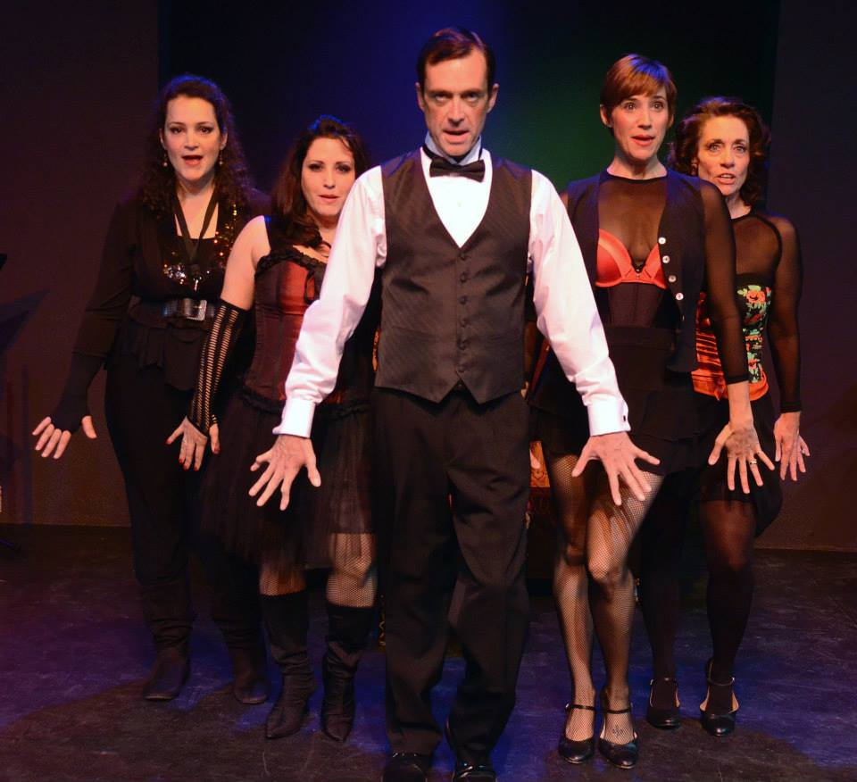 "Theatre Artists Studio, ""Cabaret,"" 2013. (Photo by Mark Gluckman)"