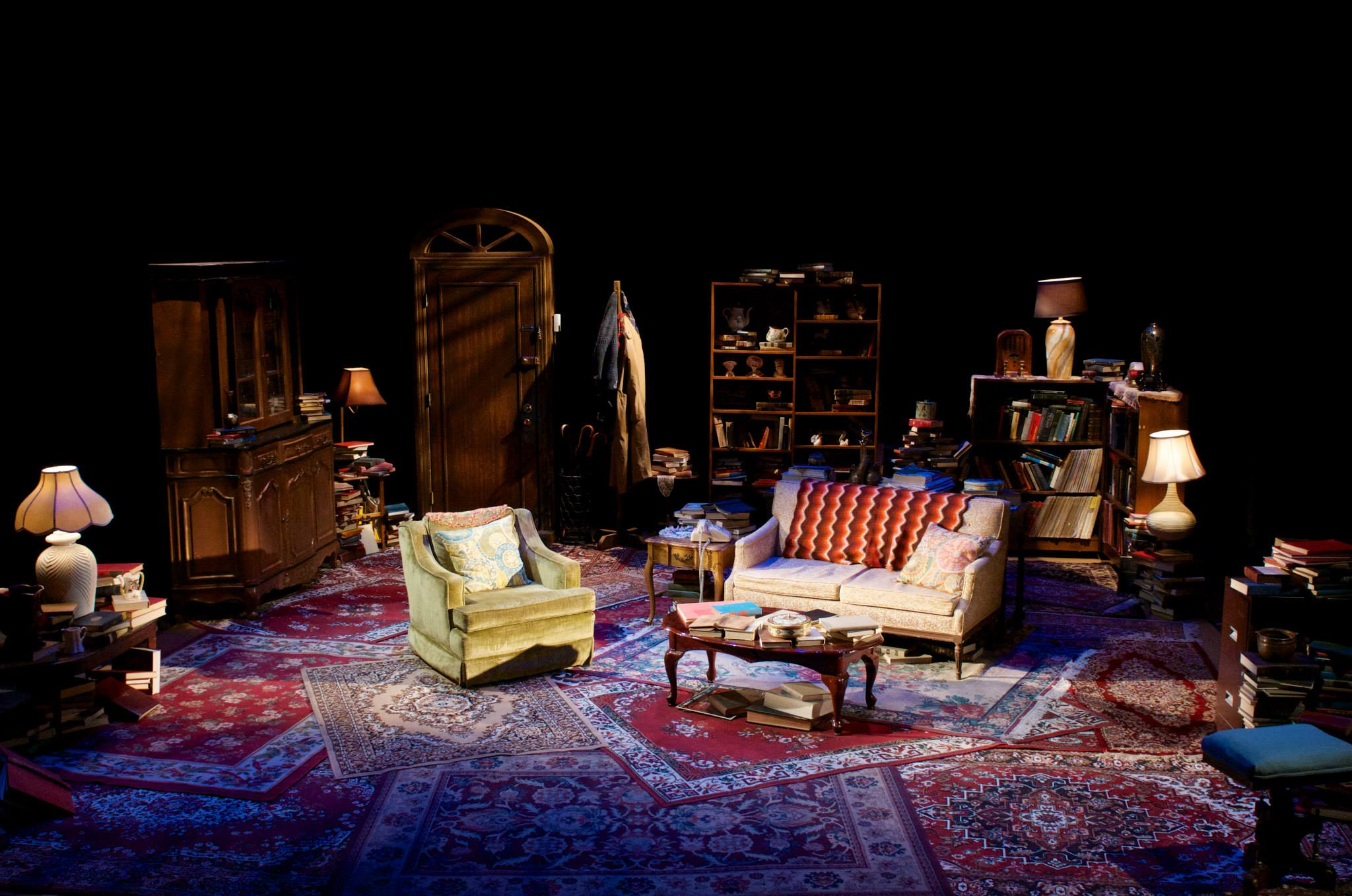 "Jeff Thomson's set for ""4000 Miles"" at Actors Theatre. (Photo by John Groseclose)"