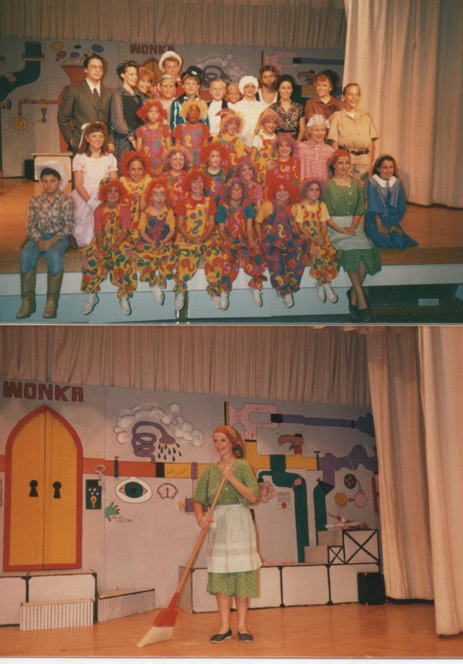 Andi Watson, Chandler Children's Theatre. (From the collection of Andi Watson.)