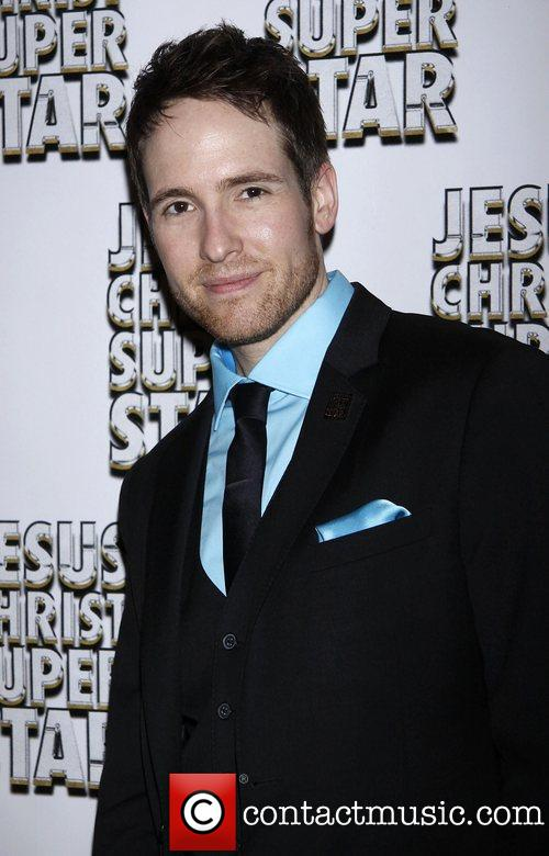 "Nick Cartell attends the opening night party for his Broadway revival of ""Jesus Christ Superstar."""