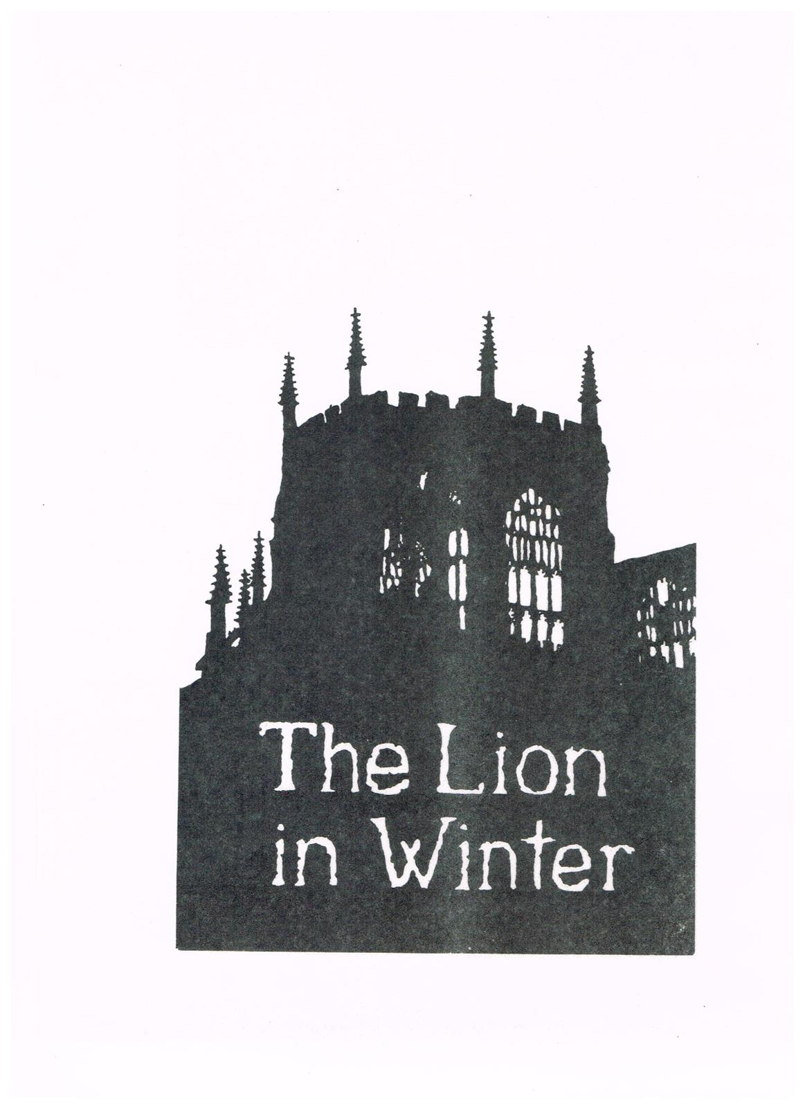 Phoenix Theatre Lion in Winter Nov. 1970 001