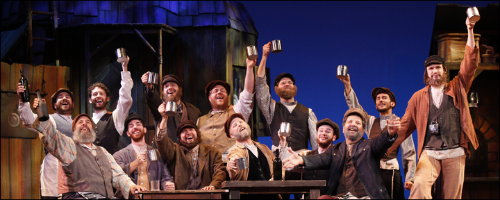 "The cast of the 2013 Scottsdale Community Players production of ""Fiddler on the Roof"""