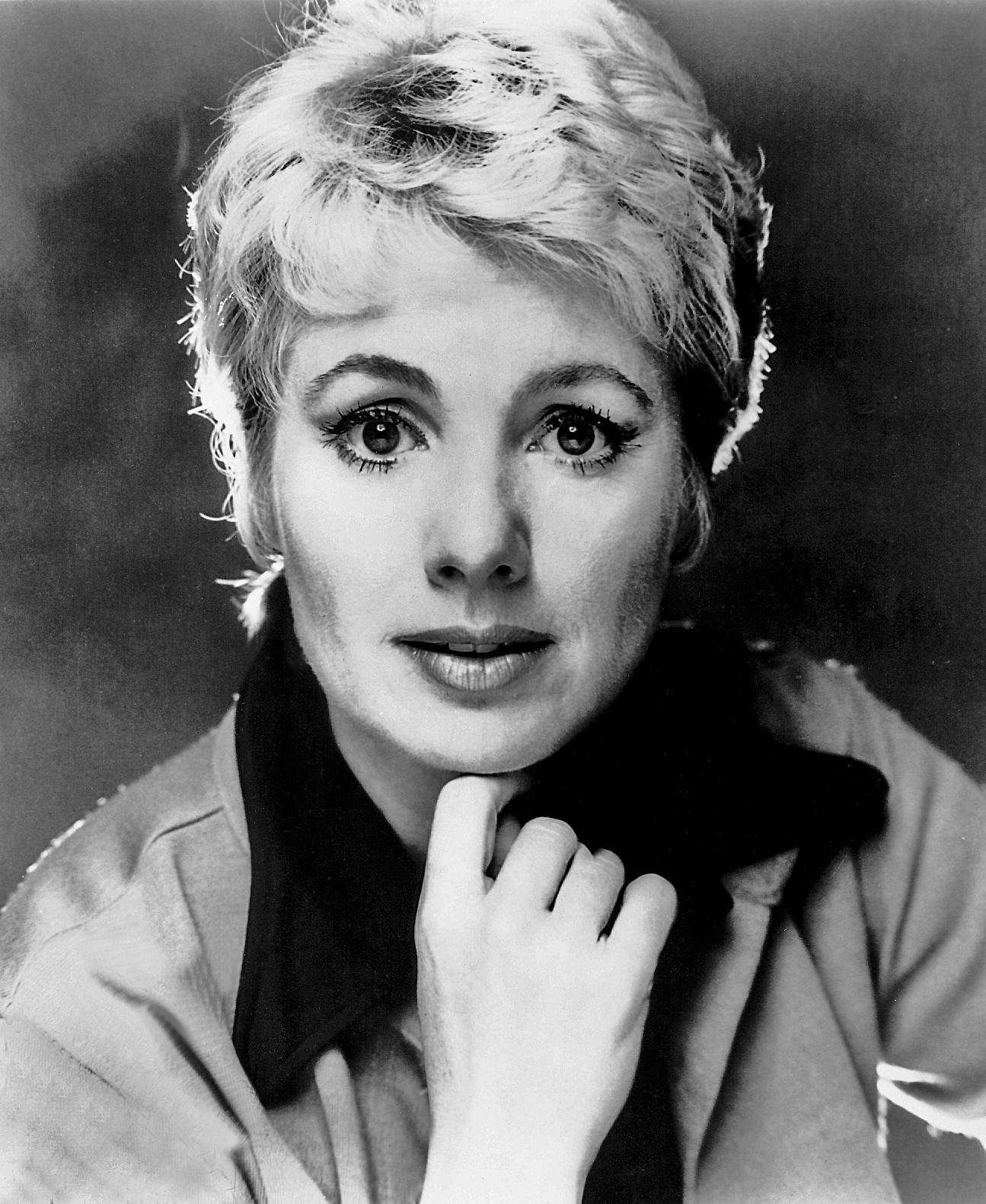 "Shirley Jones won her Oscar for ""Elmer Gantry,"" when she reversed her goody-two-shoes image to play a prostitute."