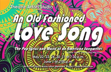 Theatre Artists Studio 2014 An Old Fashioned Love Song 001