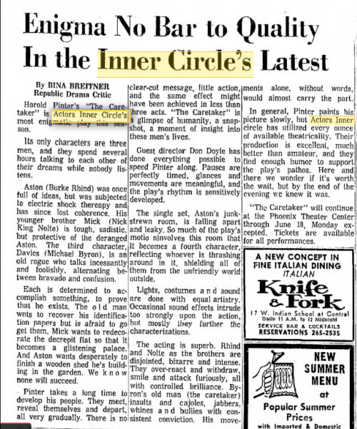 Arizona Republic, June 10, 1967