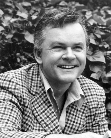 Bob Crane ... before the curtain fell.