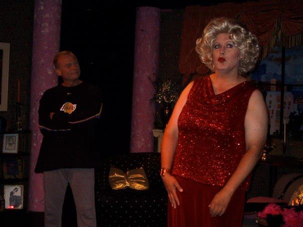 Greg Lutz & Deborah Weissman Ostreicher in 'Skimpies,' 2012