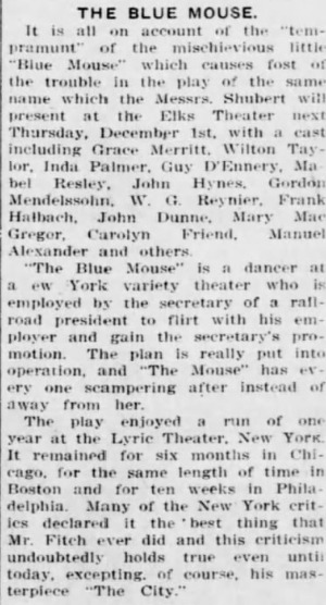 early history. arizona republic, nov 28, 1910 a