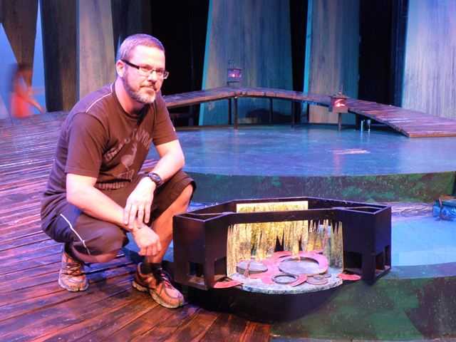 Bill Symington, Scenic Designer