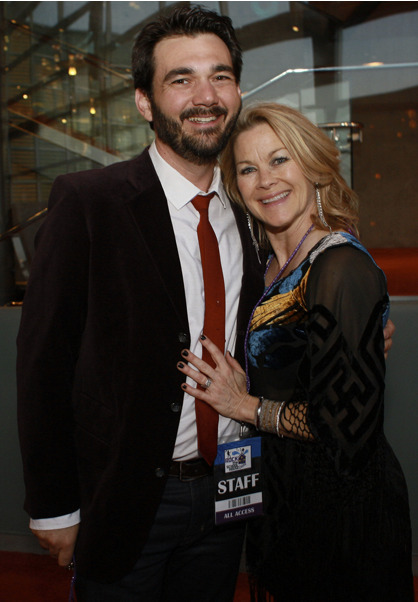Anthony Runfola and Jodie Weiss attend Childsplay's 2014 Rock the Schoolhouse Gala. (Photo Credit Unknown)