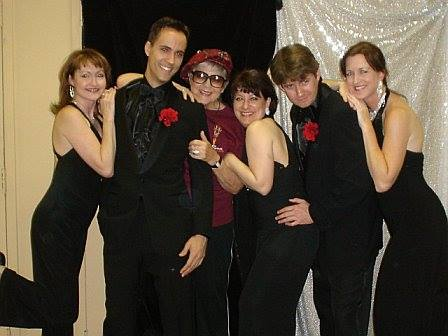 Desert Foothills Theatre. 2006. A Grand Night for Singing. Janine Smith, Brian Sweis, director Dee Dee Wood, Lizz Reeves Fidler, Chris Fidler, Amy Powers. Photo credit unknown.