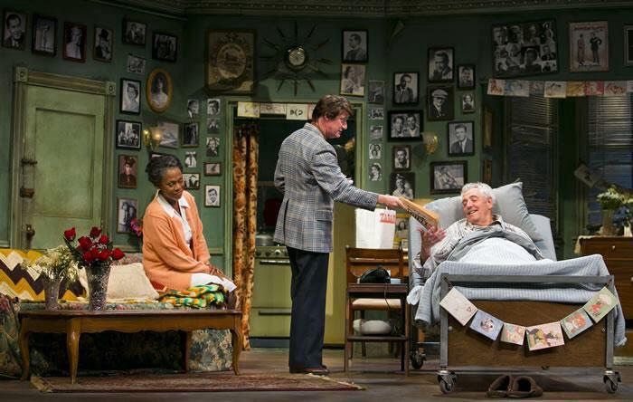 Arizona Theatre Company. 2013. The Sunshine Boys. Lillie Richardson, Bob Sorenson, Peter Van Norden