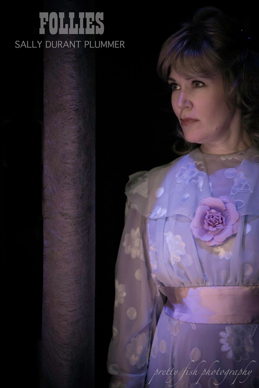 Theater Works. 2015. Follies. Beth Anne Johnson. Follies. Photo by Misha Shields, Pretty Fish Photography.