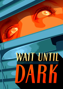 Wait Until Dark Poster 001