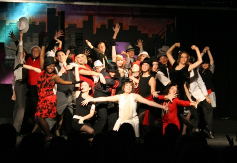"2009. Actor's Youth Theatre. ""Thoroughly Modern Millie."" (Photo by Kristin Bowler)"