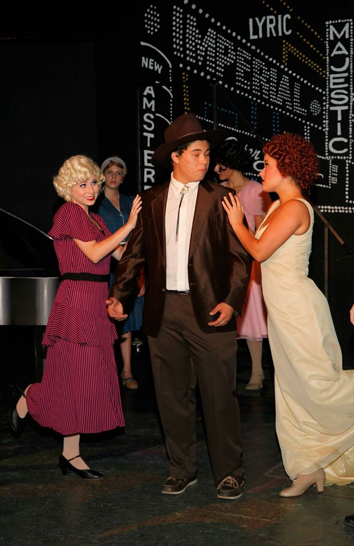 "2015. ""42nd Street."" Spotlight Youth Theatre. (Photography courtesy of the theater)"