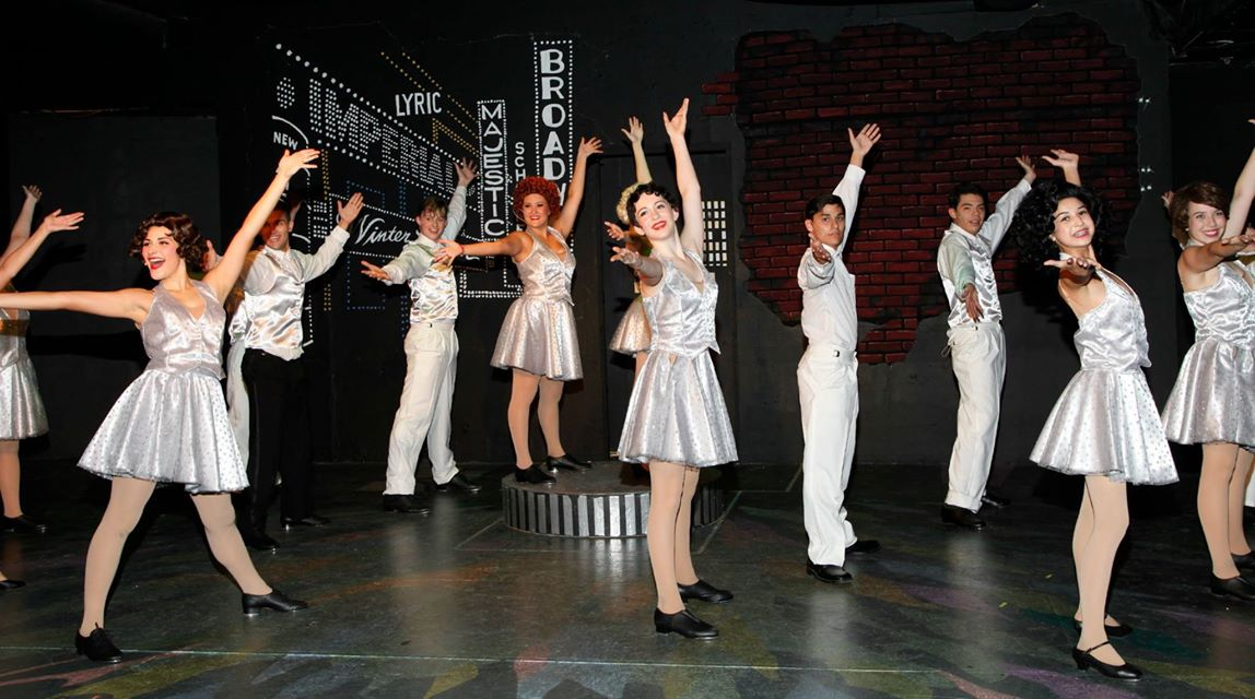 Spotlight Youth Theatre. 2015. '42nd Street'